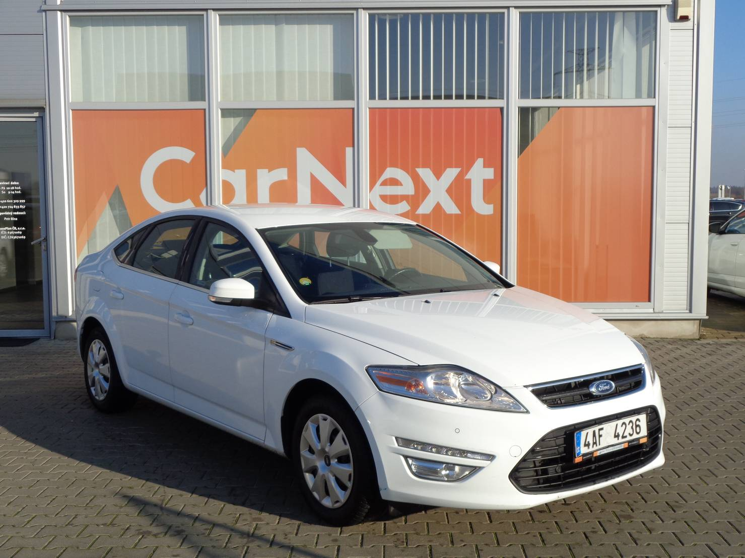 Ford Mondeo 2.0 TDCi Trend Winner Plus detail1