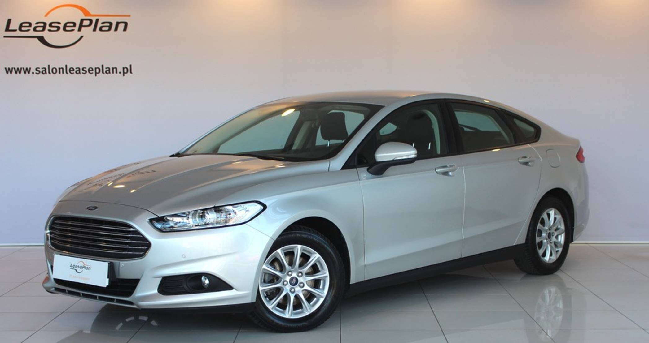 Ford Mondeo 2.0 TDCi Start-Stopp, Business Edition detail1