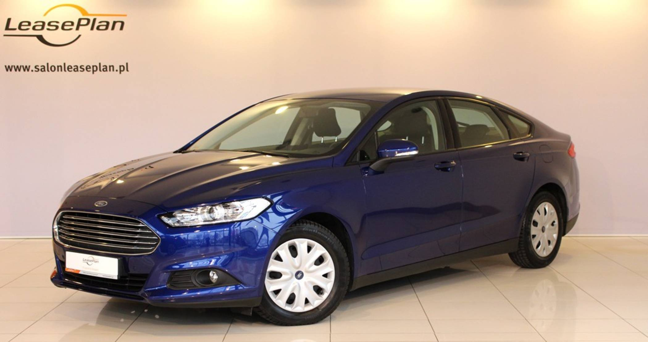 Ford Mondeo 2.0 TDCi ECOnetic Start-Stopp, Business Edition detail1