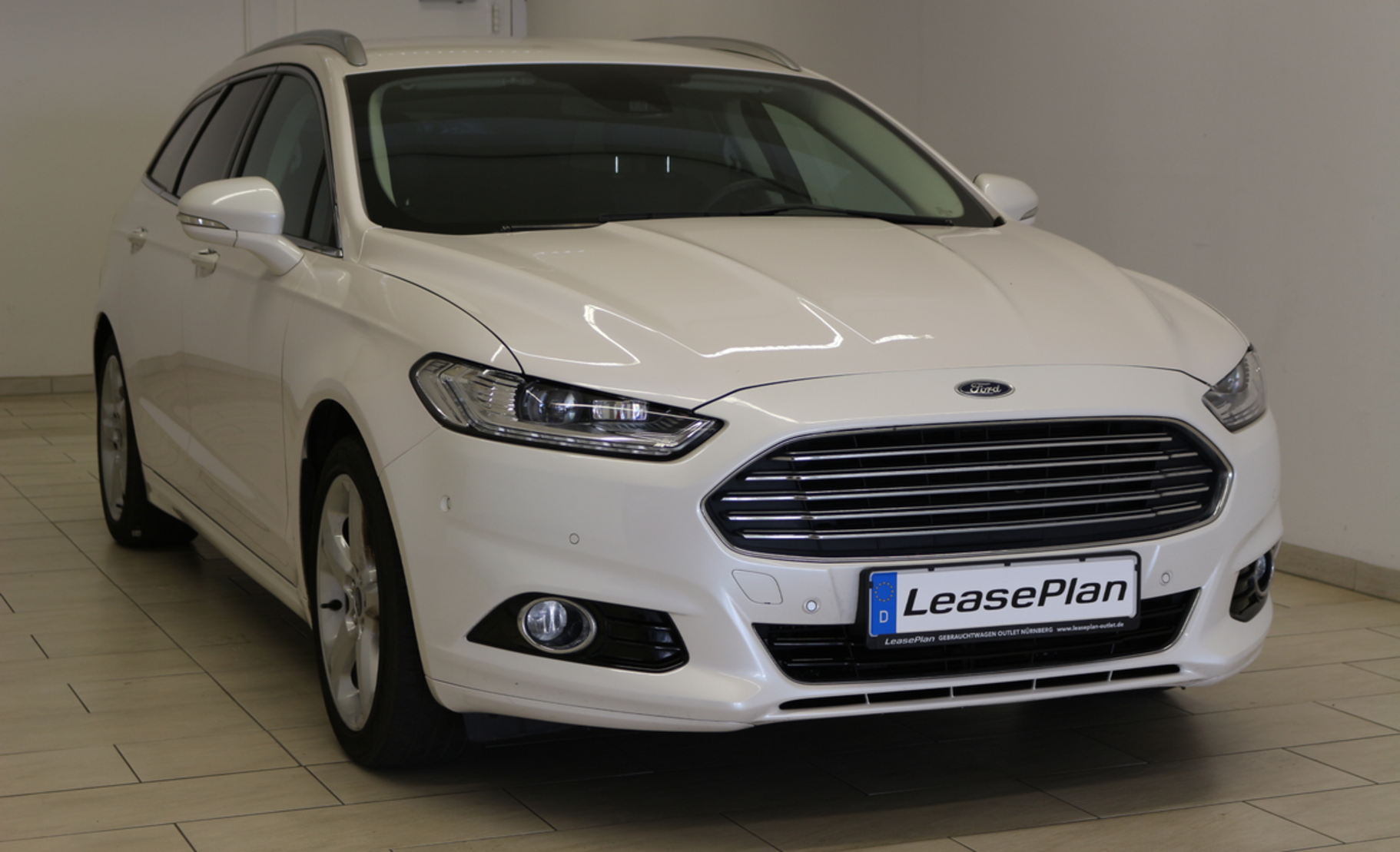 Ford Mondeo Turnier 2.0 Eco Boost Start-Stopp Autom. Titanium (570620) detail1