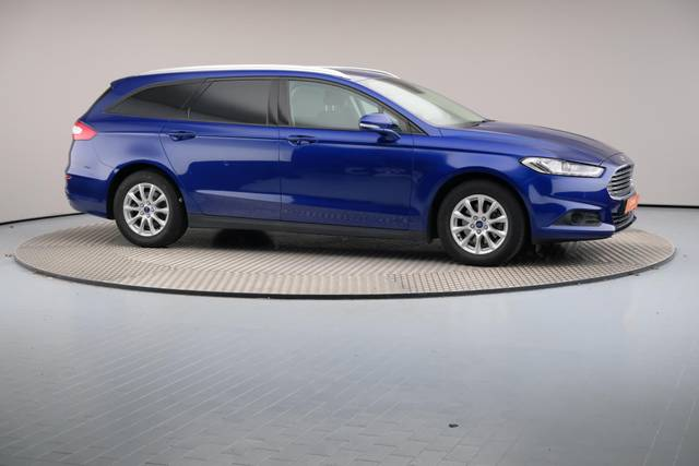 Ford Mondeo 2.0 TDCi Business Edition LED NAVI-360 image-25