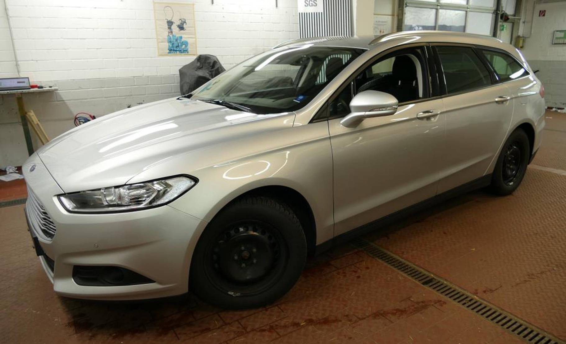 Ford Mondeo Turnier 2.0TDCi Business Edition STANDHZG detail1