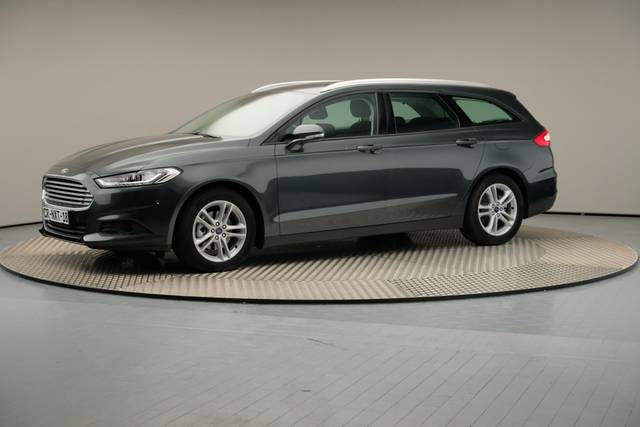 Ford Mondeo Turnier 2.0 TDCi Business Edition LED-360 image-1