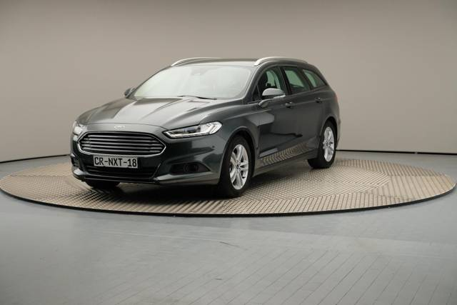 Ford Mondeo Turnier 2.0 TDCi Business Edition LED-360 image-34