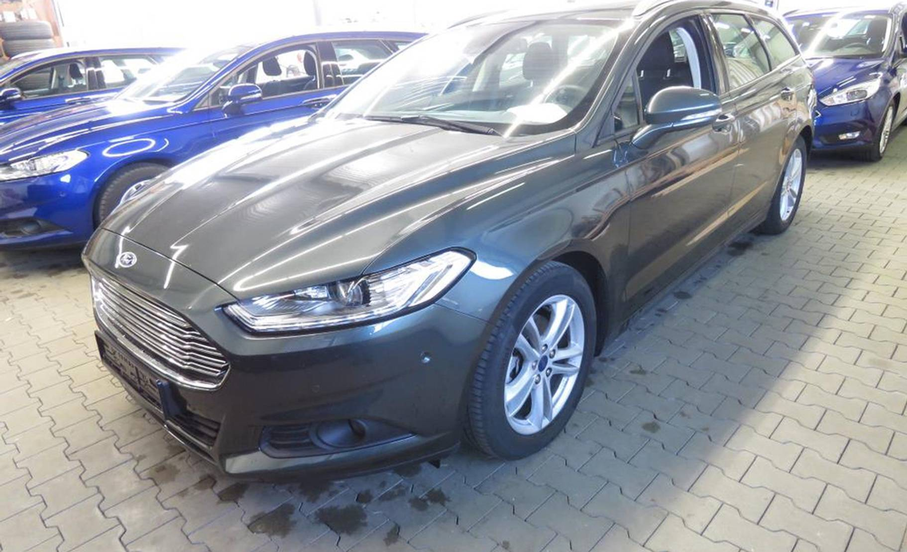 Ford Mondeo Turnier 2.0 TDCi Start-Stop Business Edition (708786) detail1