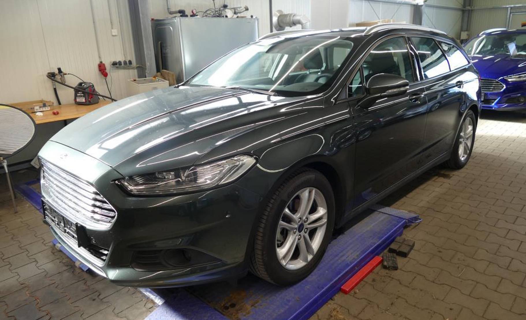 Ford Mondeo Turnier 2.0 TDCi Start-Stop Business Edition (708790) detail1
