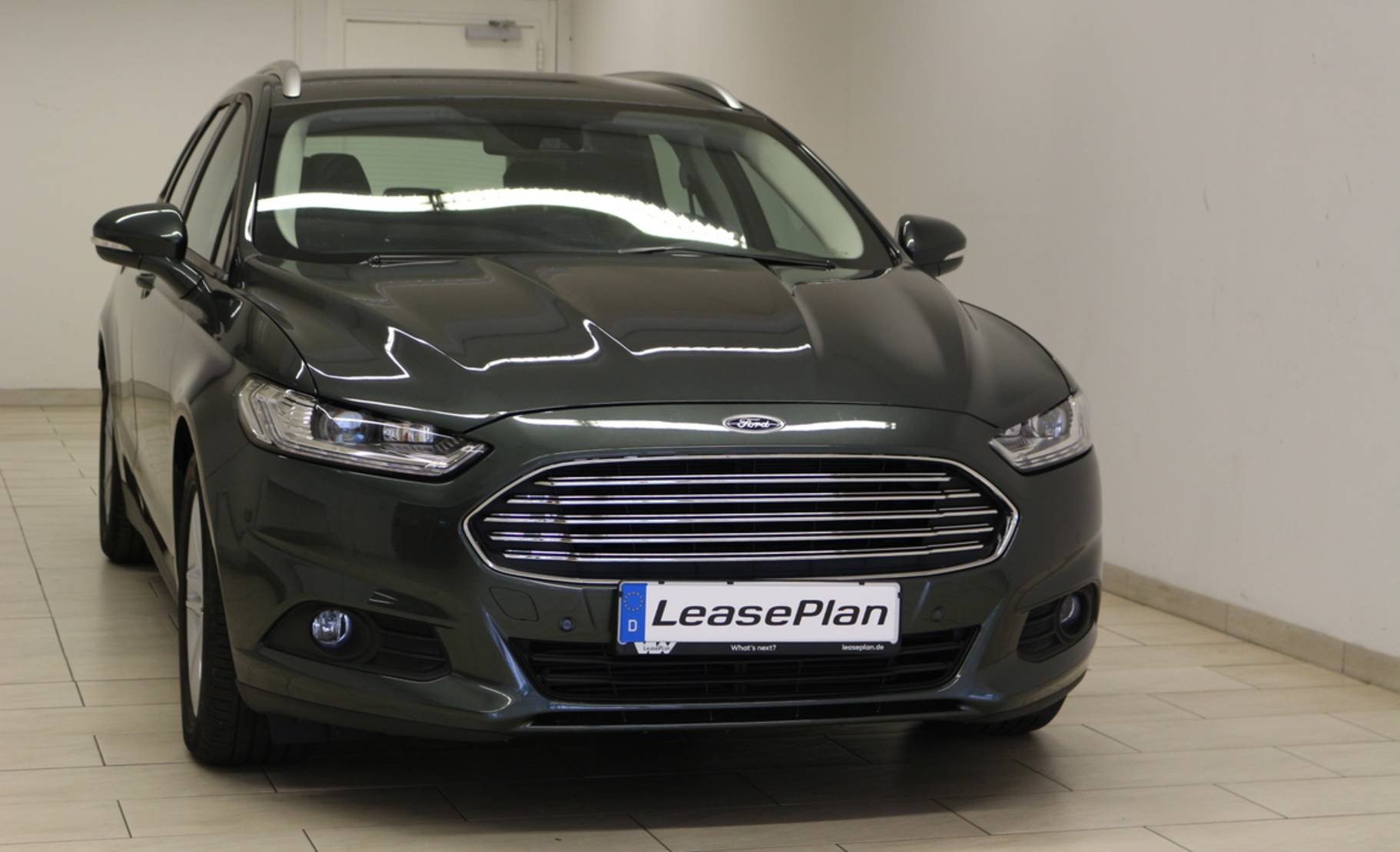 Ford Mondeo Turnier 2.0 TDCi Business Edition LED/NAVI detail1