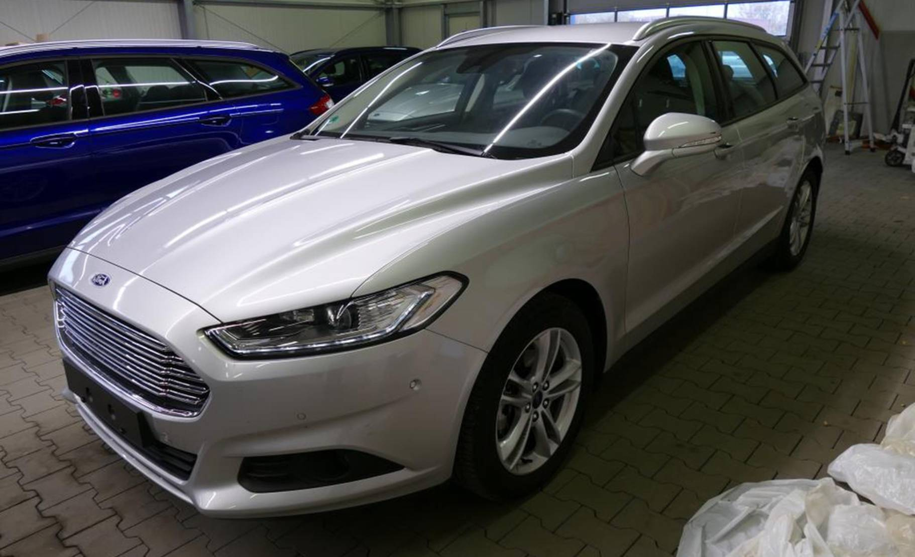 Ford Mondeo Turnier 2.0 TDCi Start-Stop Business Edition (716618) detail1
