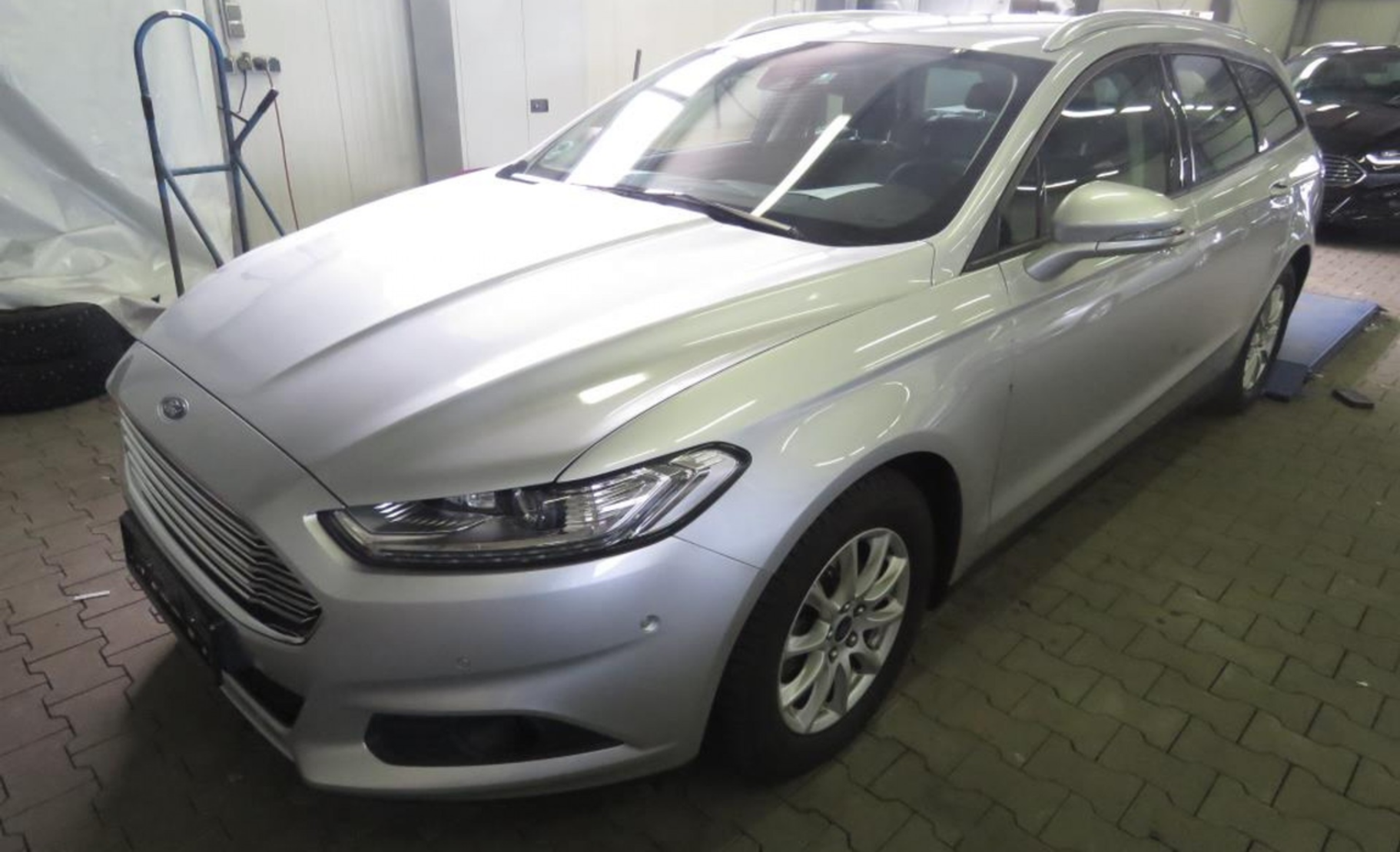 Ford Mondeo Turnier 2.0 TDCi Start-Stop Aut. Business Edition (688942) detail1