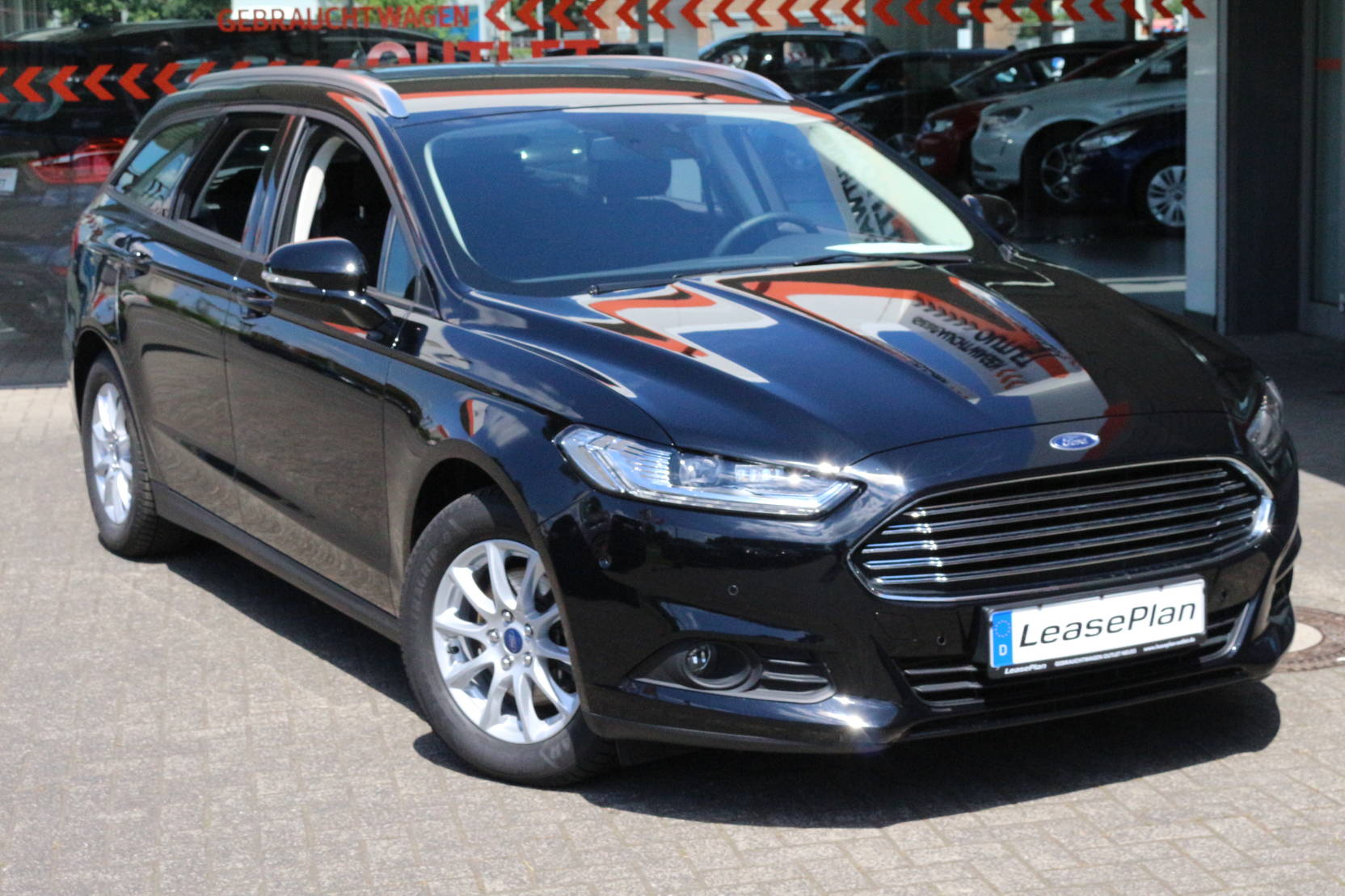 Ford Mondeo Turnier 2.0 TDCi Start-Stop Aut. Business Edition (689040) detail1