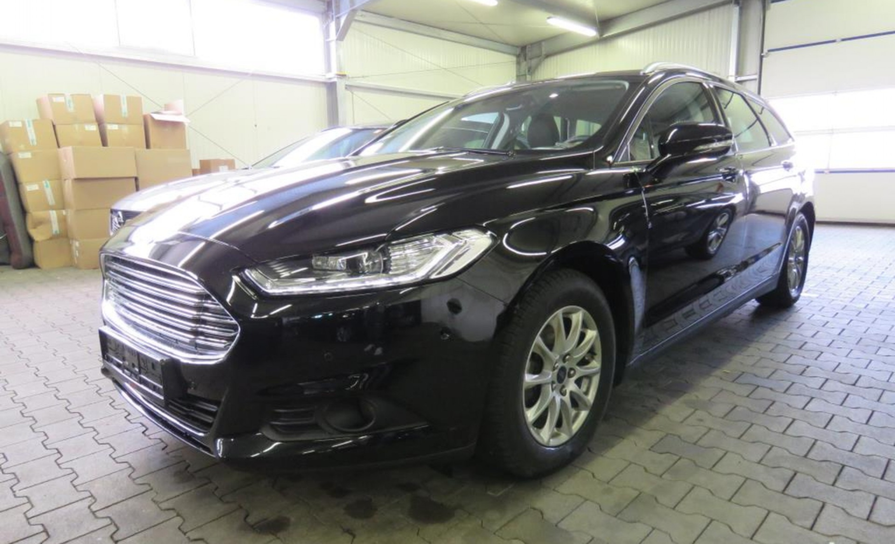 Ford Mondeo Turnier 2.0 TDCi Start-Stop Aut. Business Edition (689019) detail1