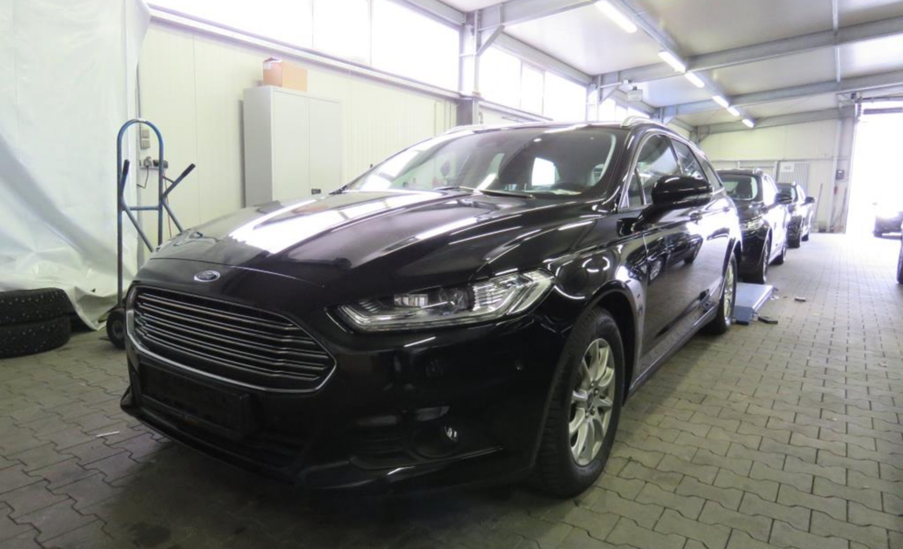 Ford Mondeo Turnier 2.0 TDCi Start-Stop Aut. Business Edition (689018) detail1