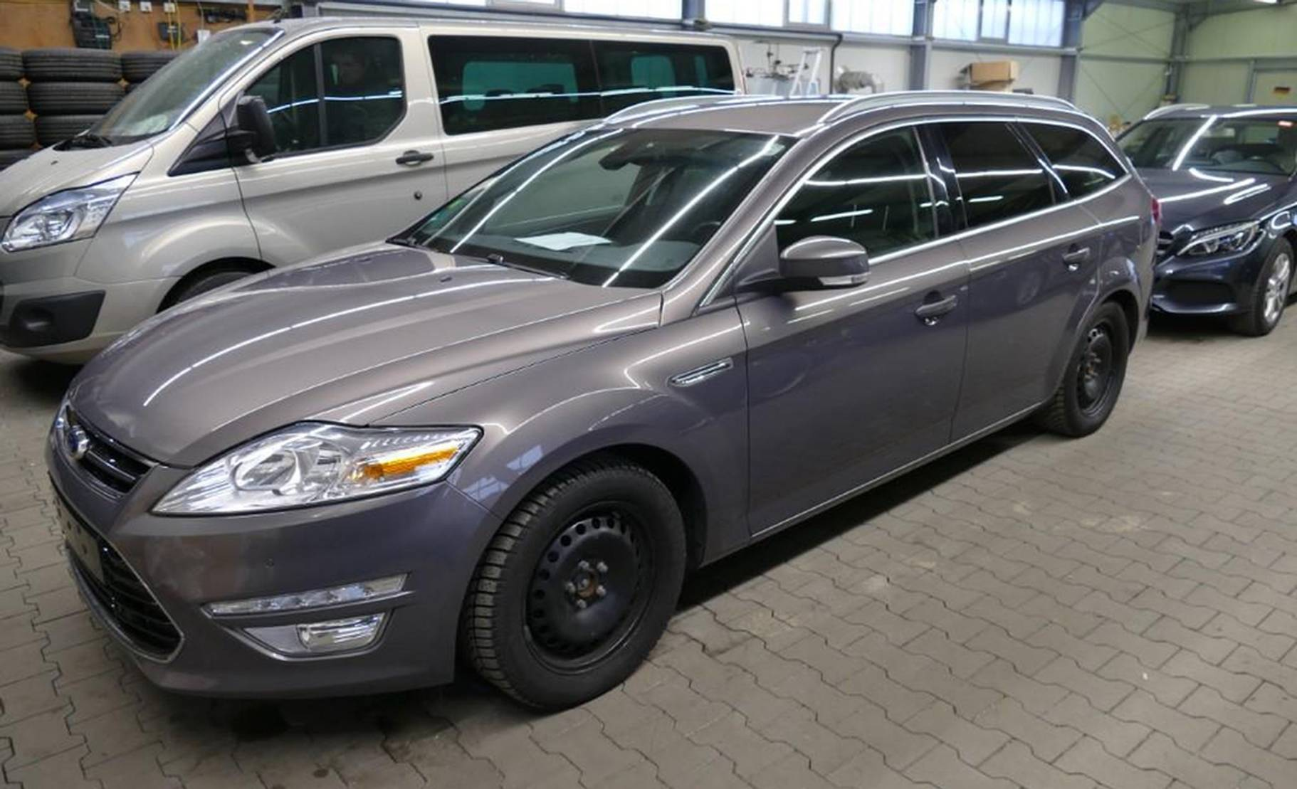 Ford Mondeo Turnier 2.0TDCi ECOnetic Business Edition detail1