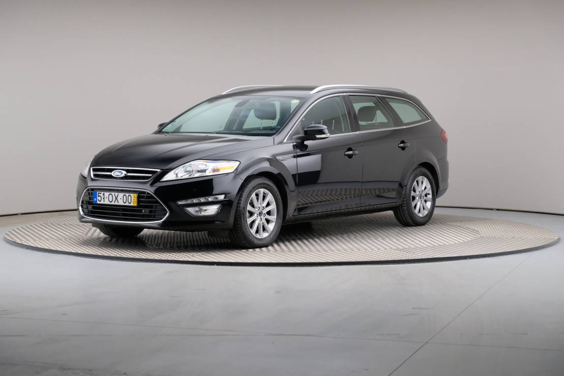 Ford Mondeo Turnier 1.6 TDCi, Ambiente, 360-image0