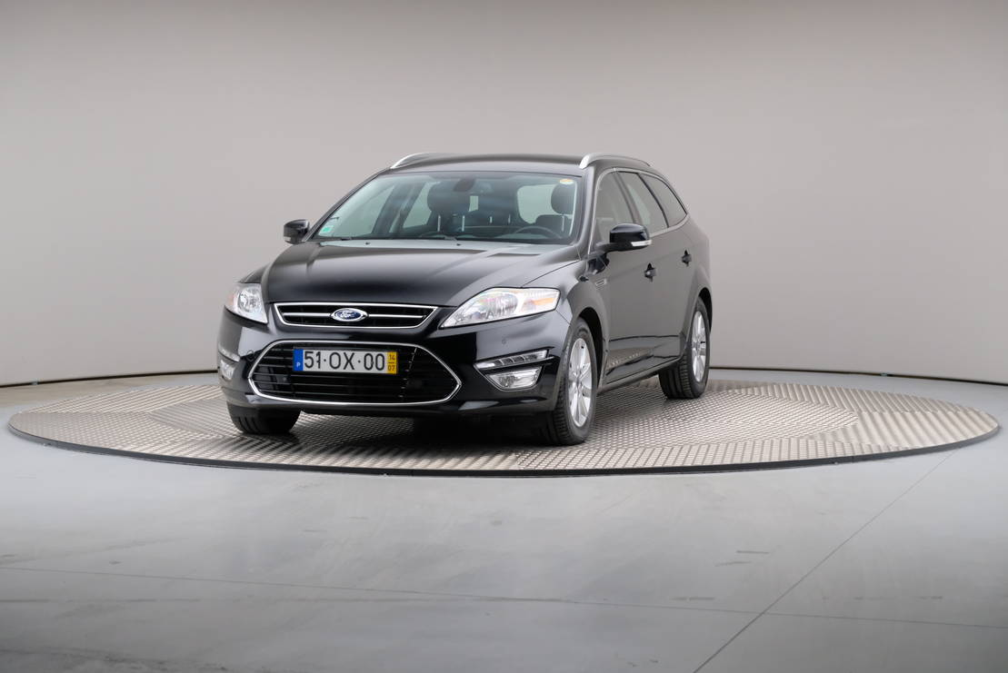 Ford Mondeo Turnier 1.6 TDCi, Ambiente, 360-image34
