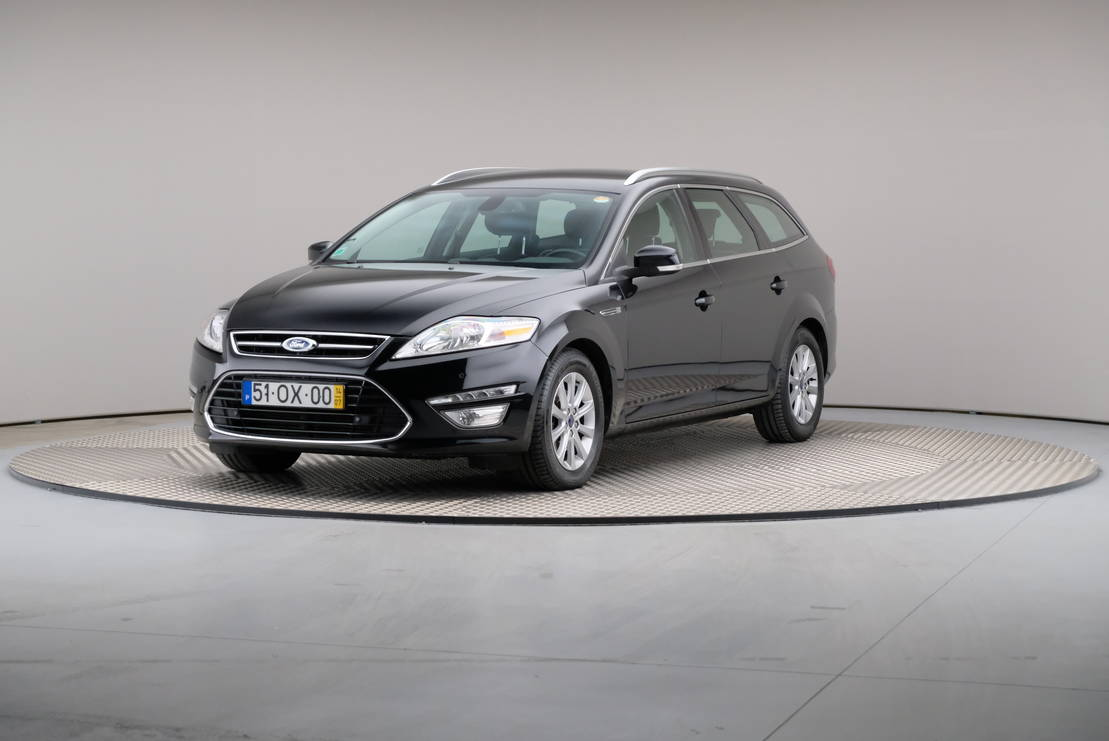 Ford Mondeo Turnier 1.6 TDCi, Ambiente, 360-image35