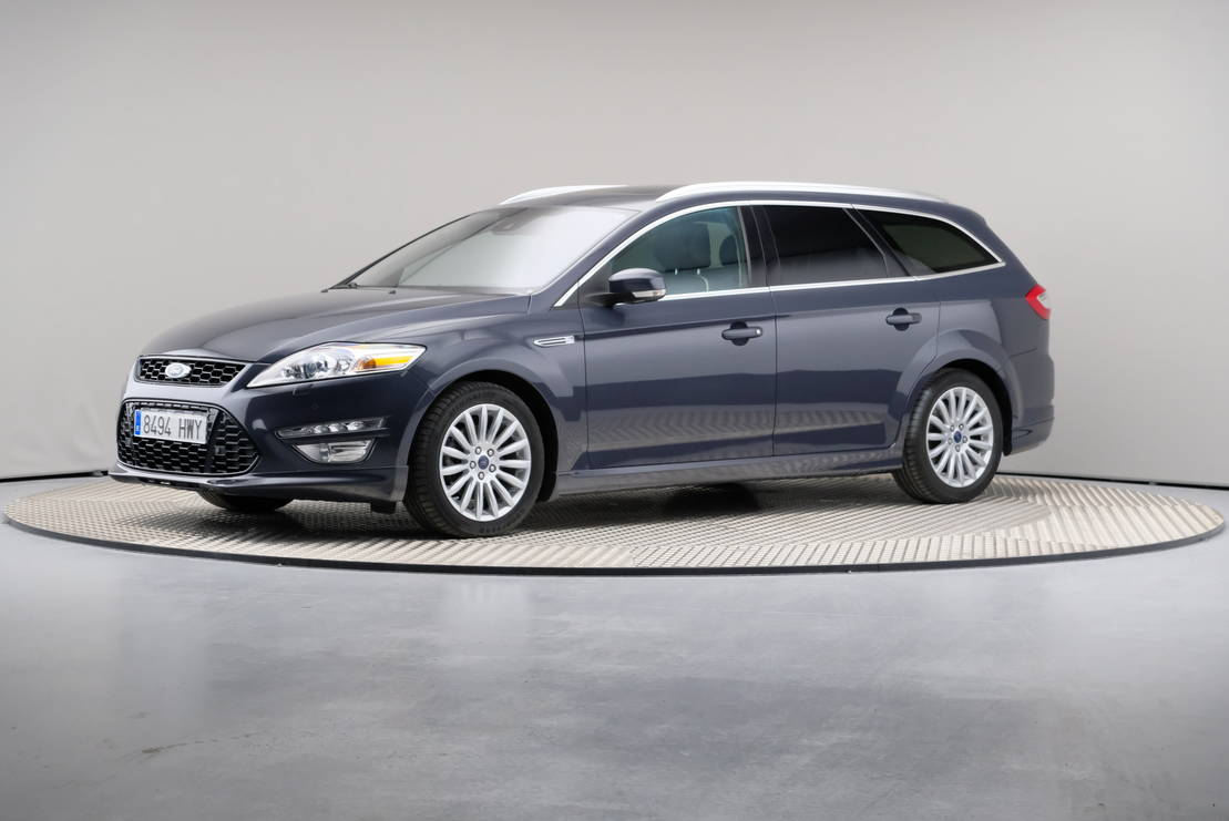 Ford Mondeo SB 2.0TDCi Limited Edition 140, 360-image0