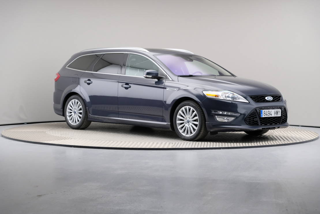 Ford Mondeo SB 2.0TDCi Limited Edition 140, 360-image27