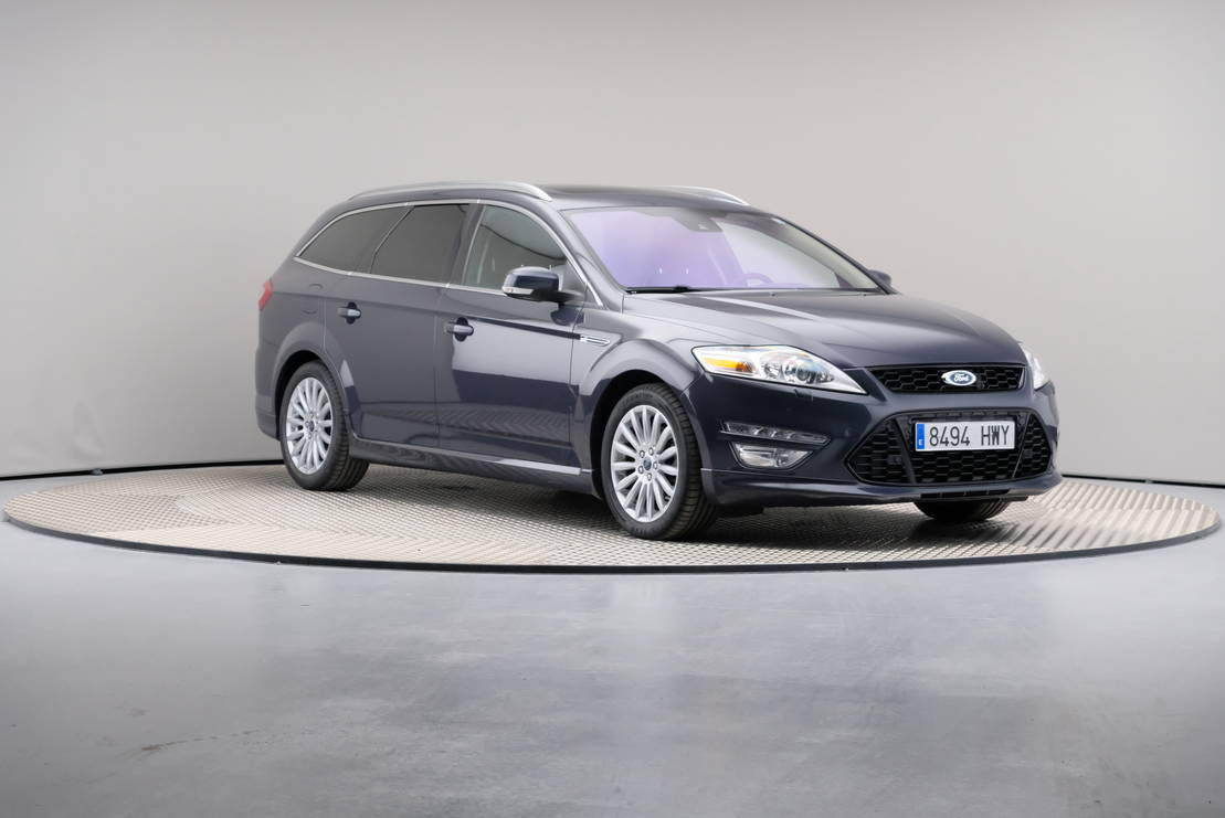 Ford Mondeo SB 2.0TDCi Limited Edition 140, 360-image28