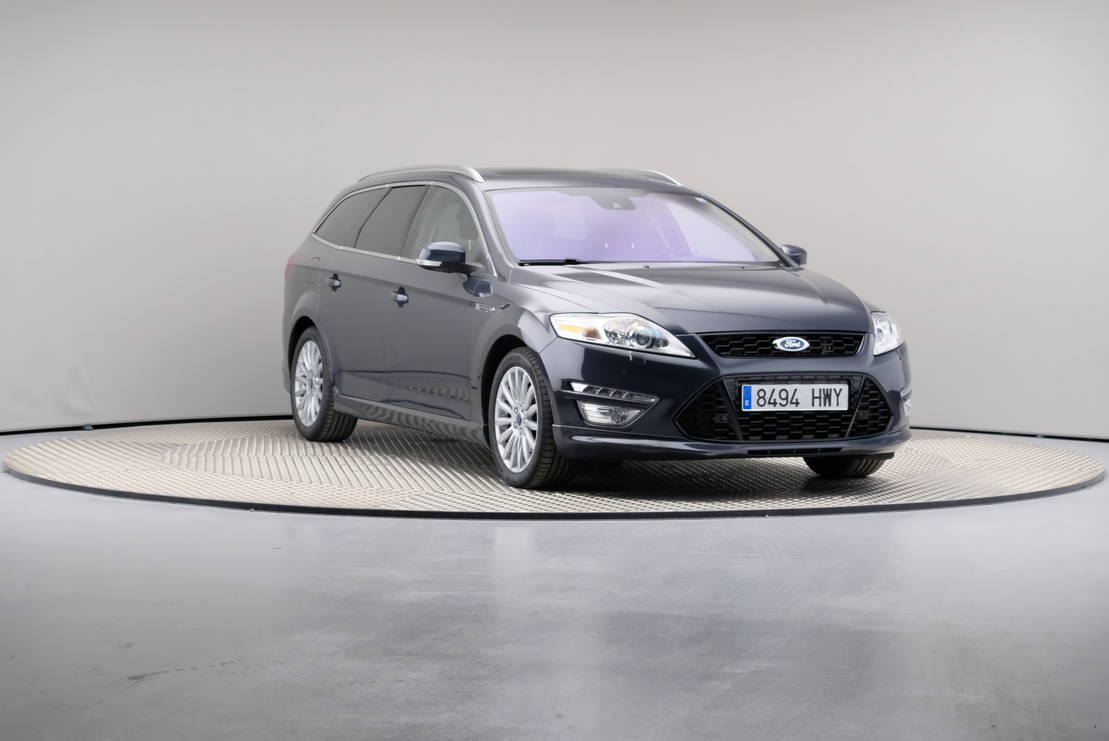 Ford Mondeo SB 2.0TDCi Limited Edition 140, 360-image29