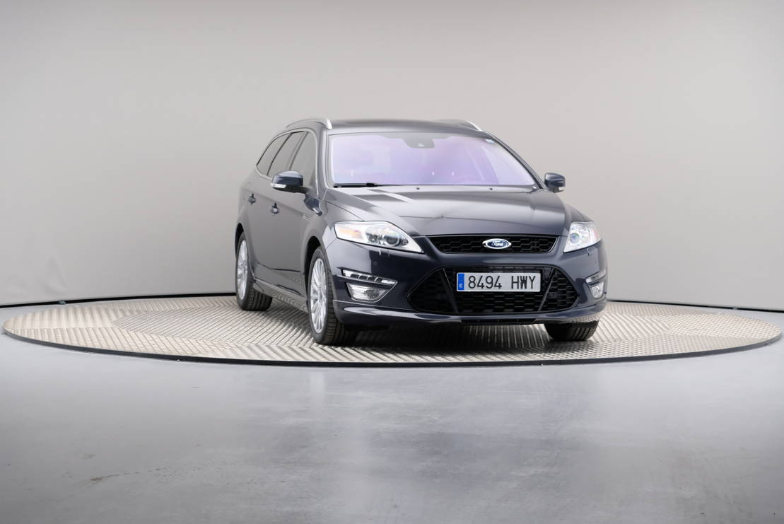 Ford Mondeo SB 2.0TDCi Limited Edition 140, 360-image30