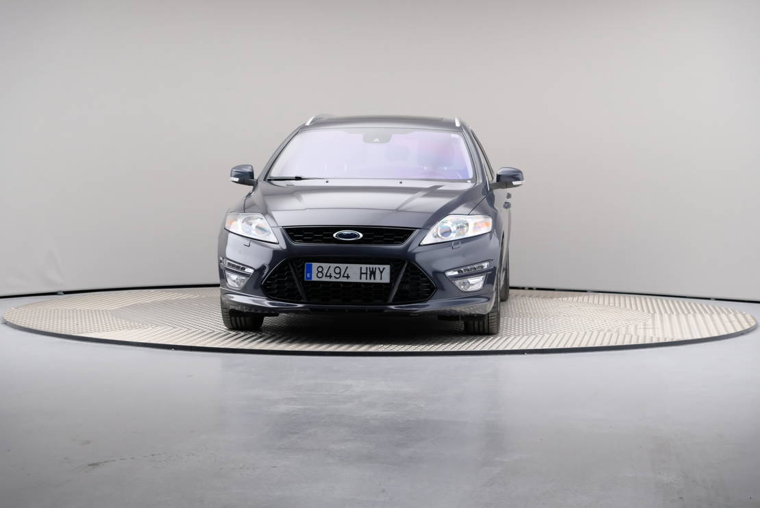 Ford Mondeo SB 2.0TDCi Limited Edition 140, 360-image32