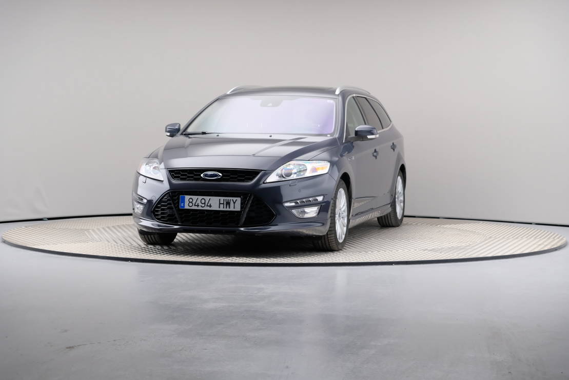Ford Mondeo SB 2.0TDCi Limited Edition 140, 360-image33