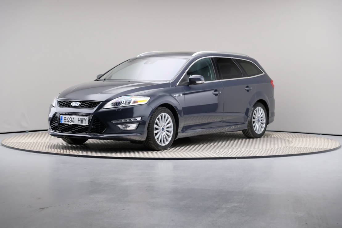 Ford Mondeo SB 2.0TDCi Limited Edition 140, 360-image35