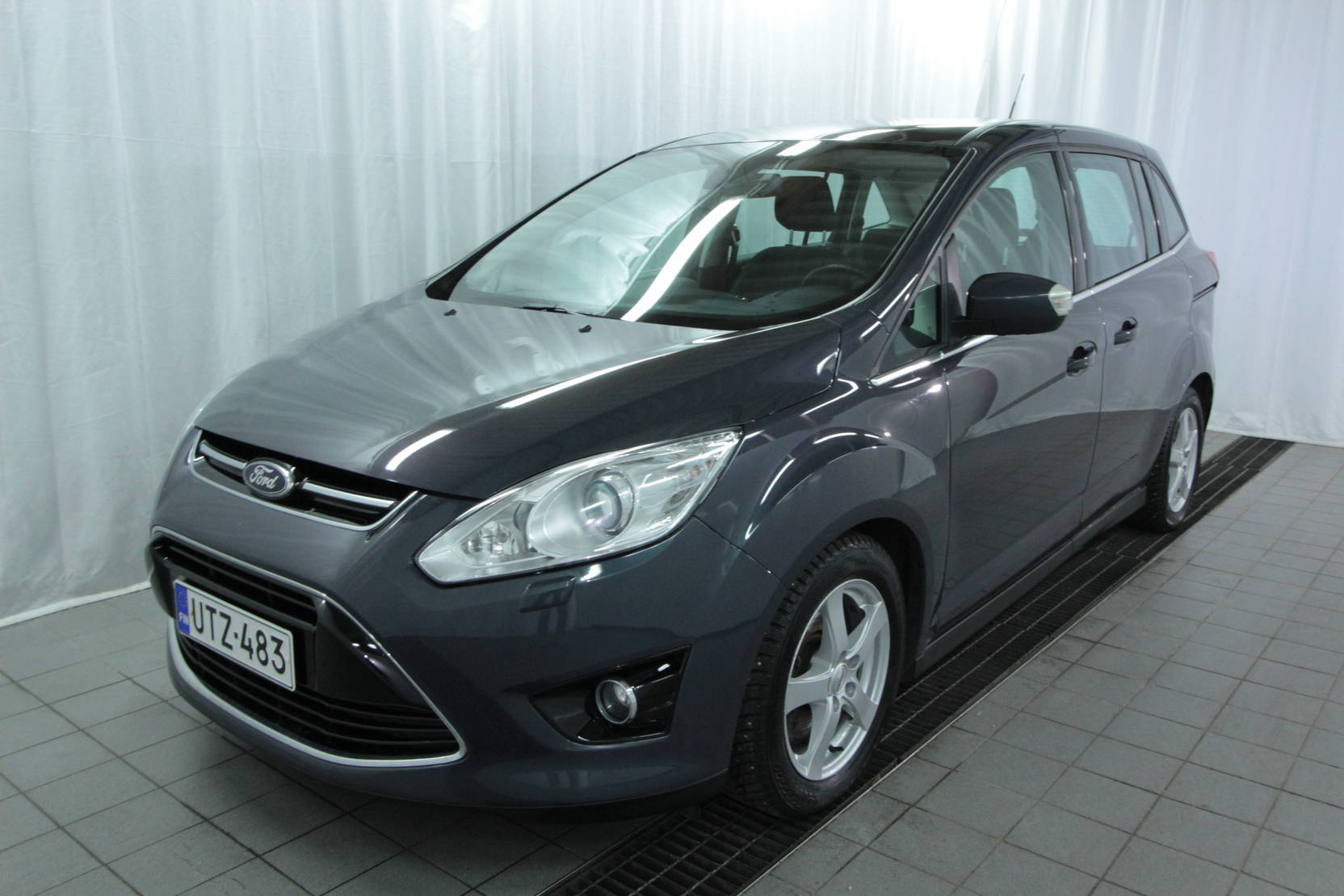 Ford Grand C-Max 2.0 Tdci 163 Hv Powershift Aut Titanium detail1