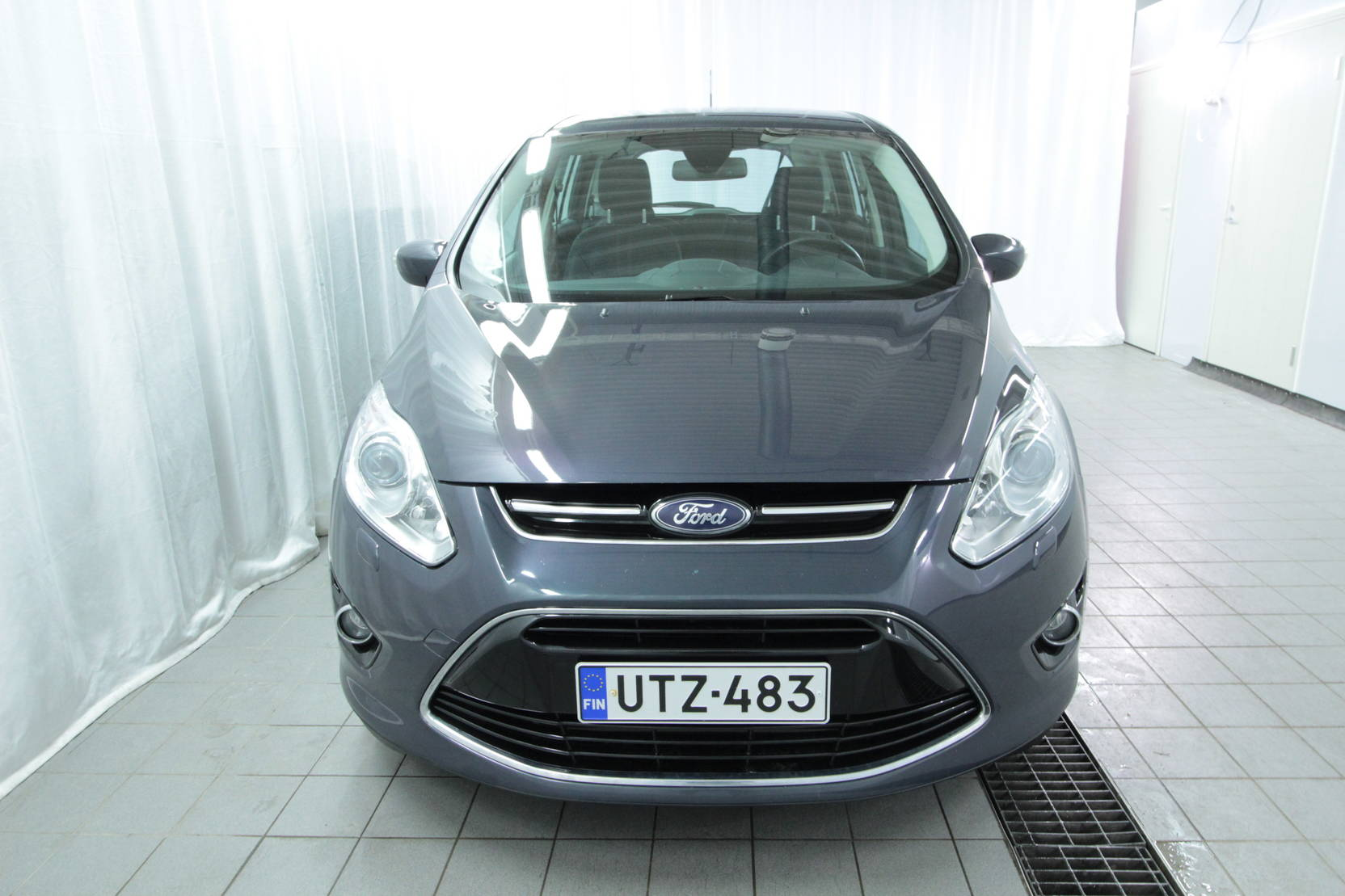 Ford Grand C-Max 2.0 Tdci 163 Hv Powershift Aut Titanium detail2