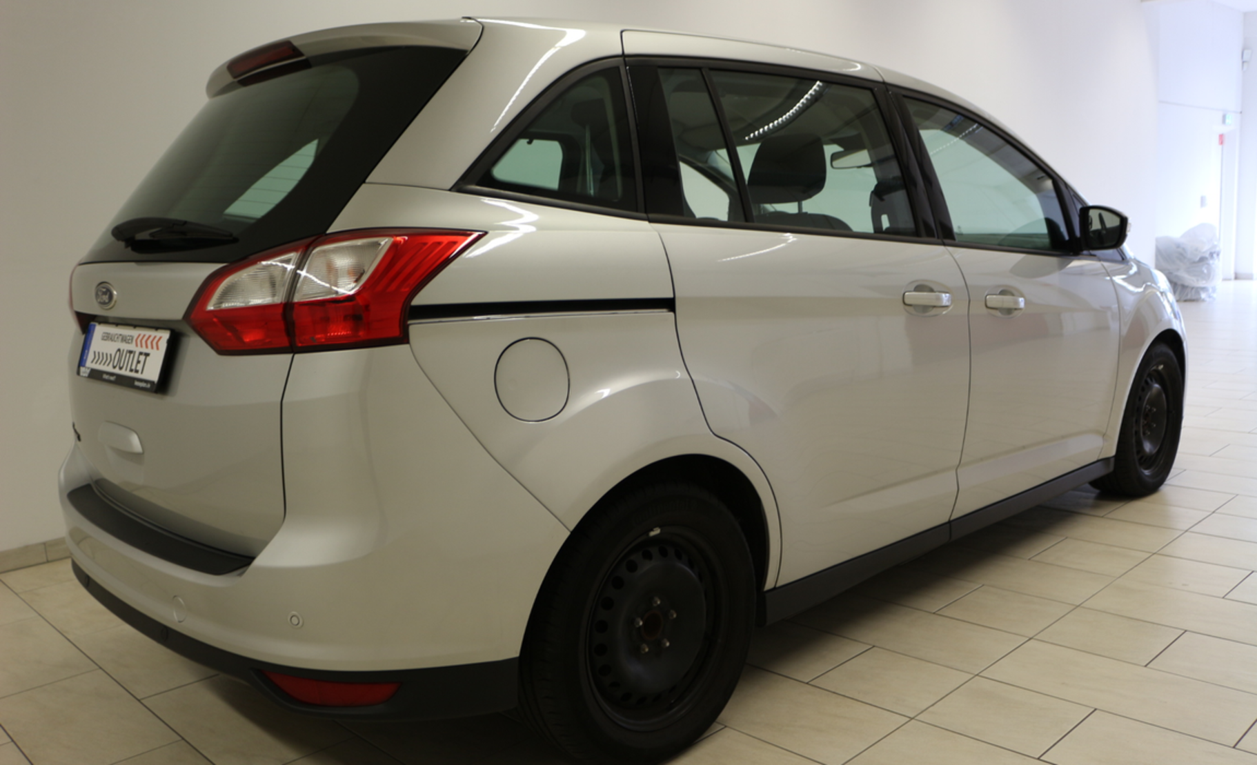 Ford Grand C-Max 2.0 TDCi Aut., Trend (498724) detail2