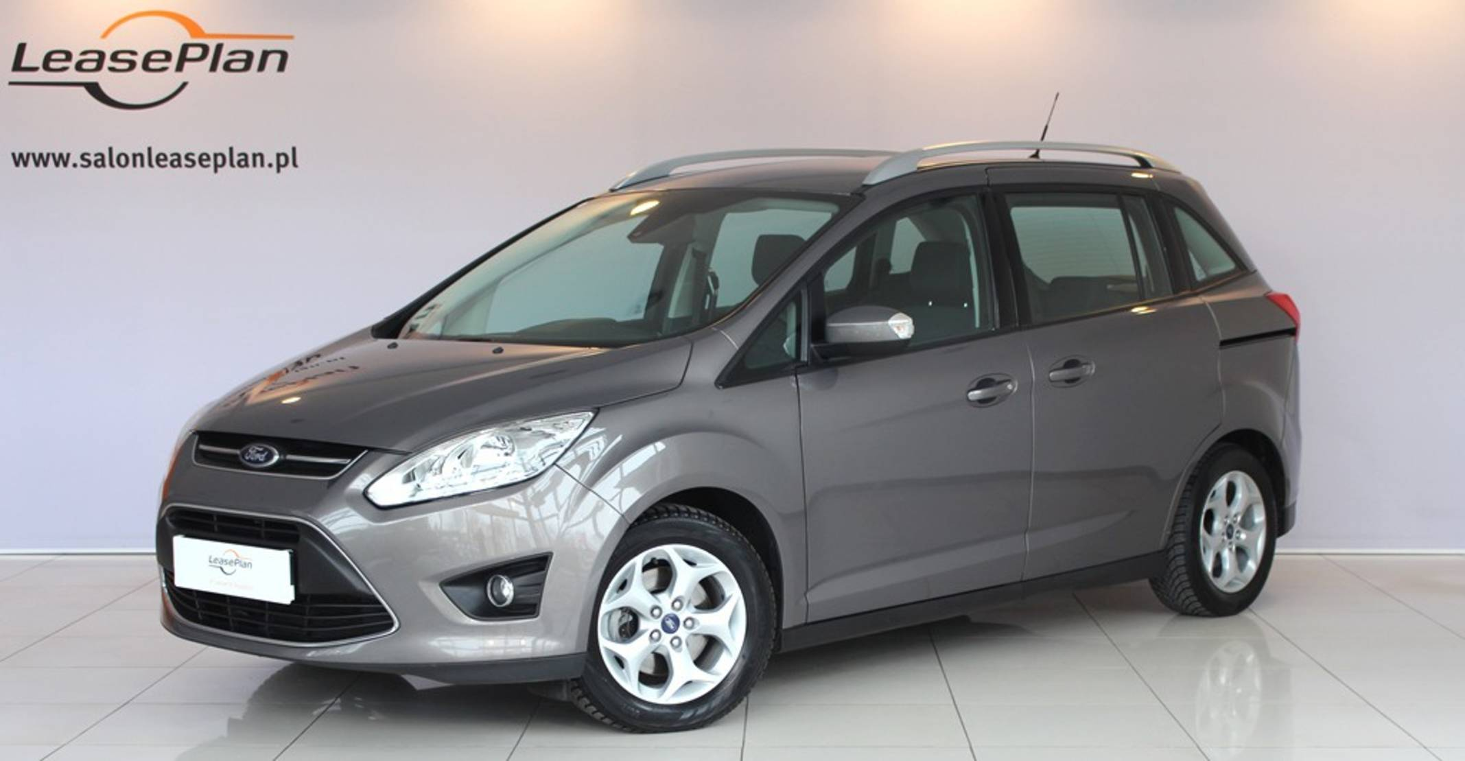 Ford Grand C-Max 1.6 TDCi Start-Stop-System, SYNC Edition detail1