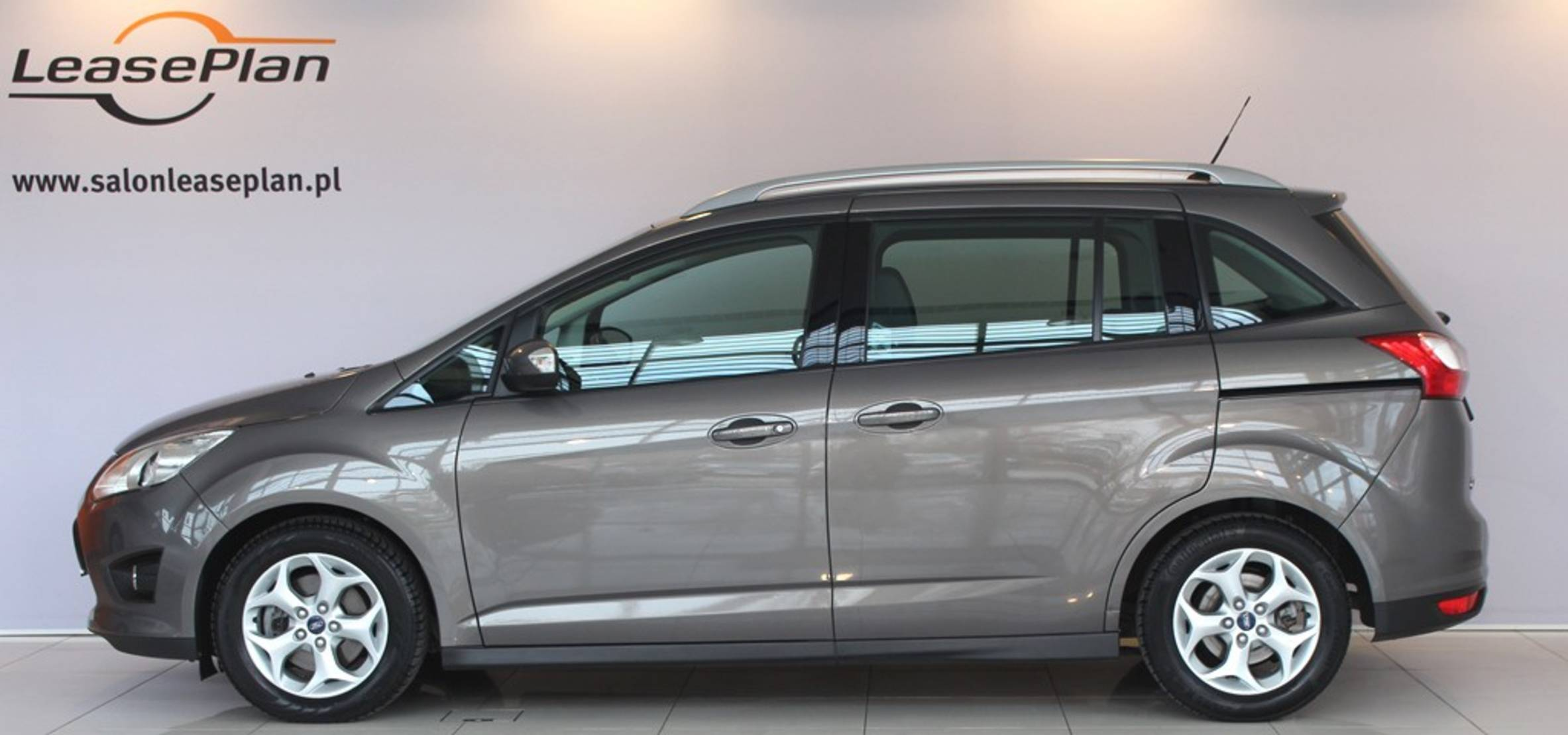 Ford Grand C-Max 1.6 TDCi Start-Stop-System, SYNC Edition detail2