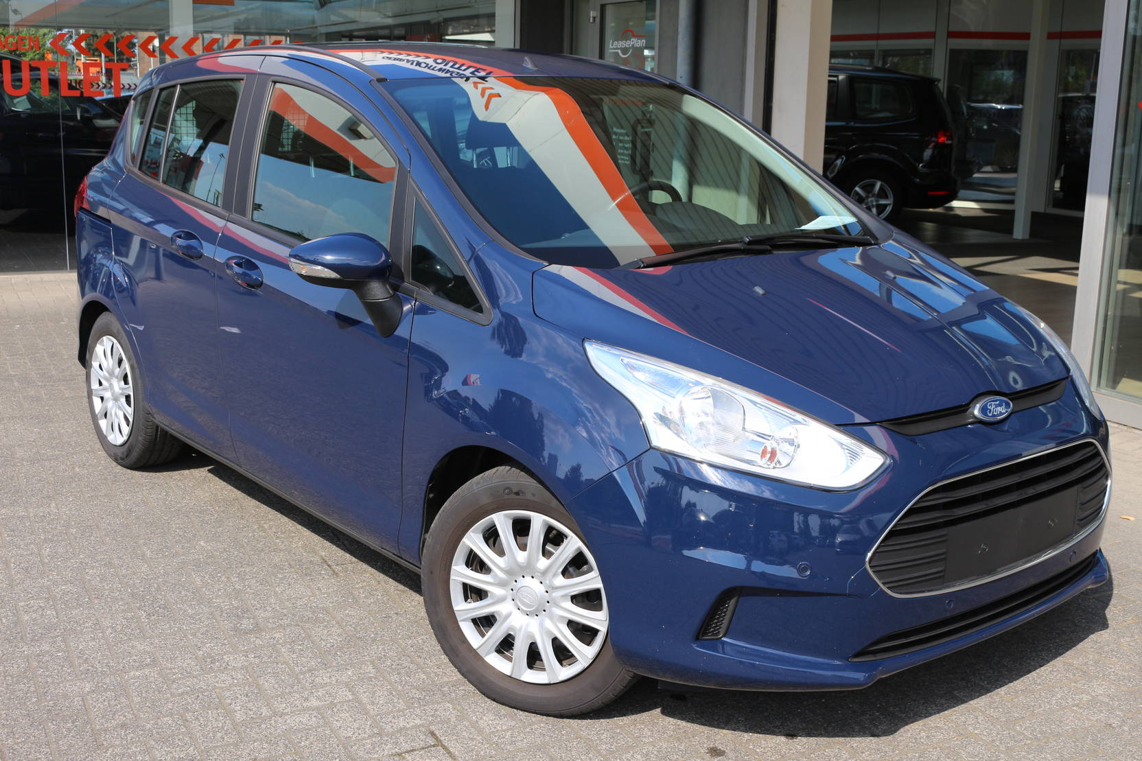 Ford B Max 10 Ecoboost Trend 563084 Cars 2015 Used Detail1