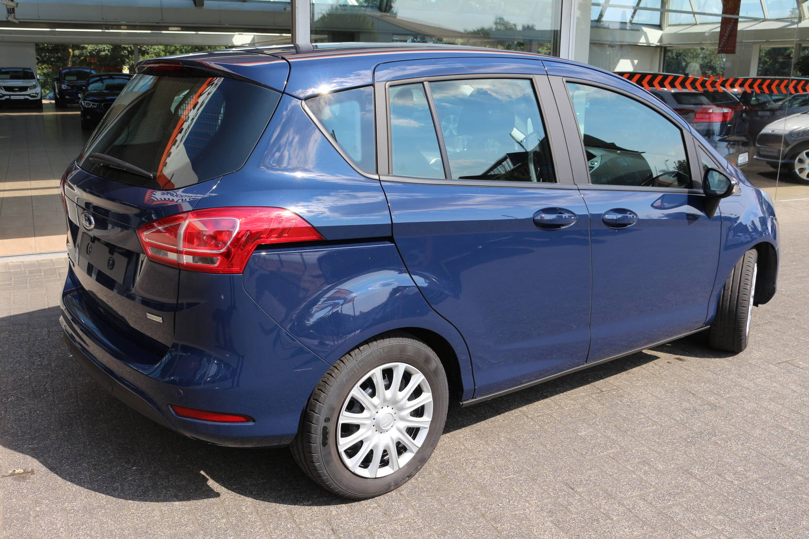 Ford B-MAX 1.0 EcoBoost Trend (563084) detail2
