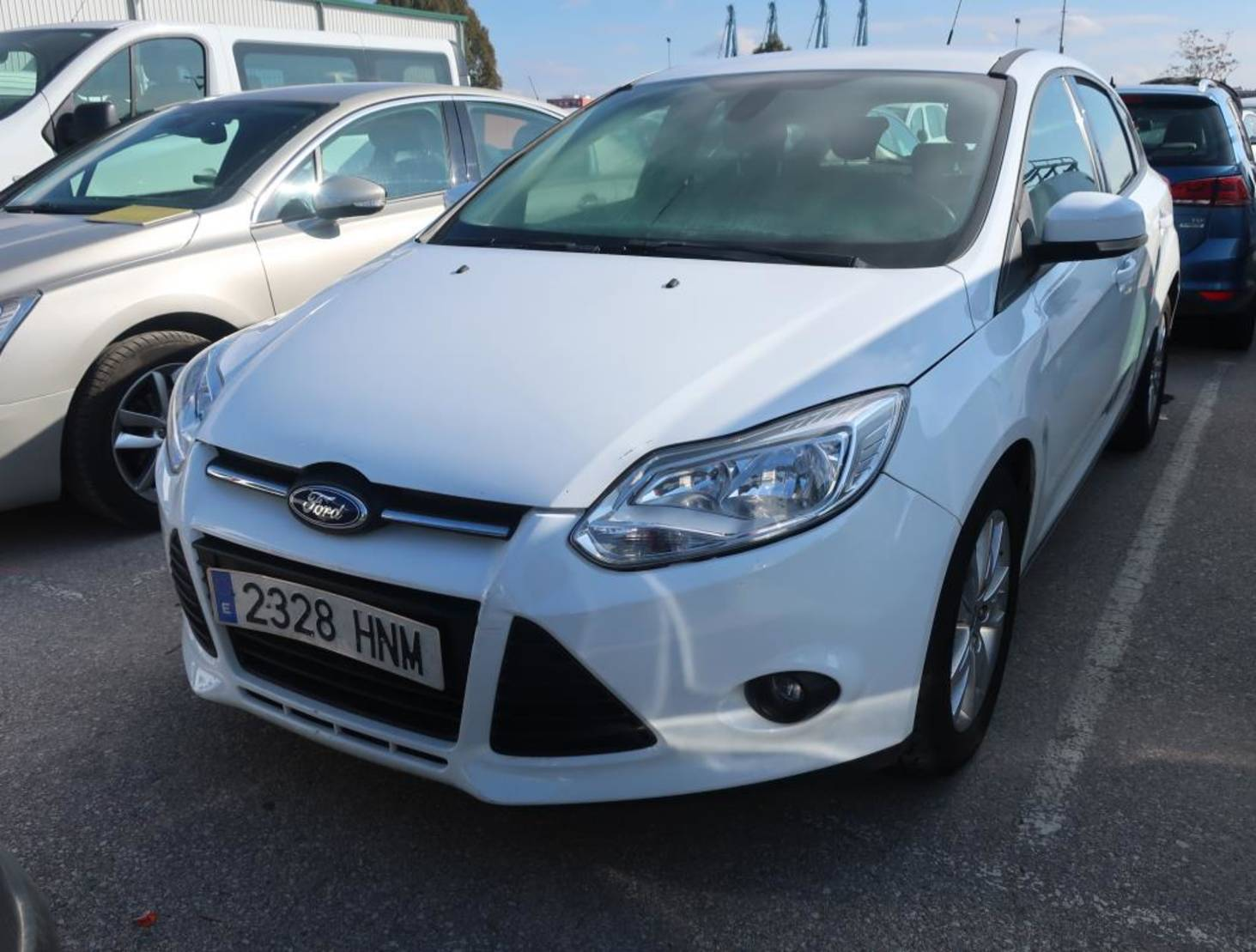 Ford Focus 1.6 Tdci Trend detail1