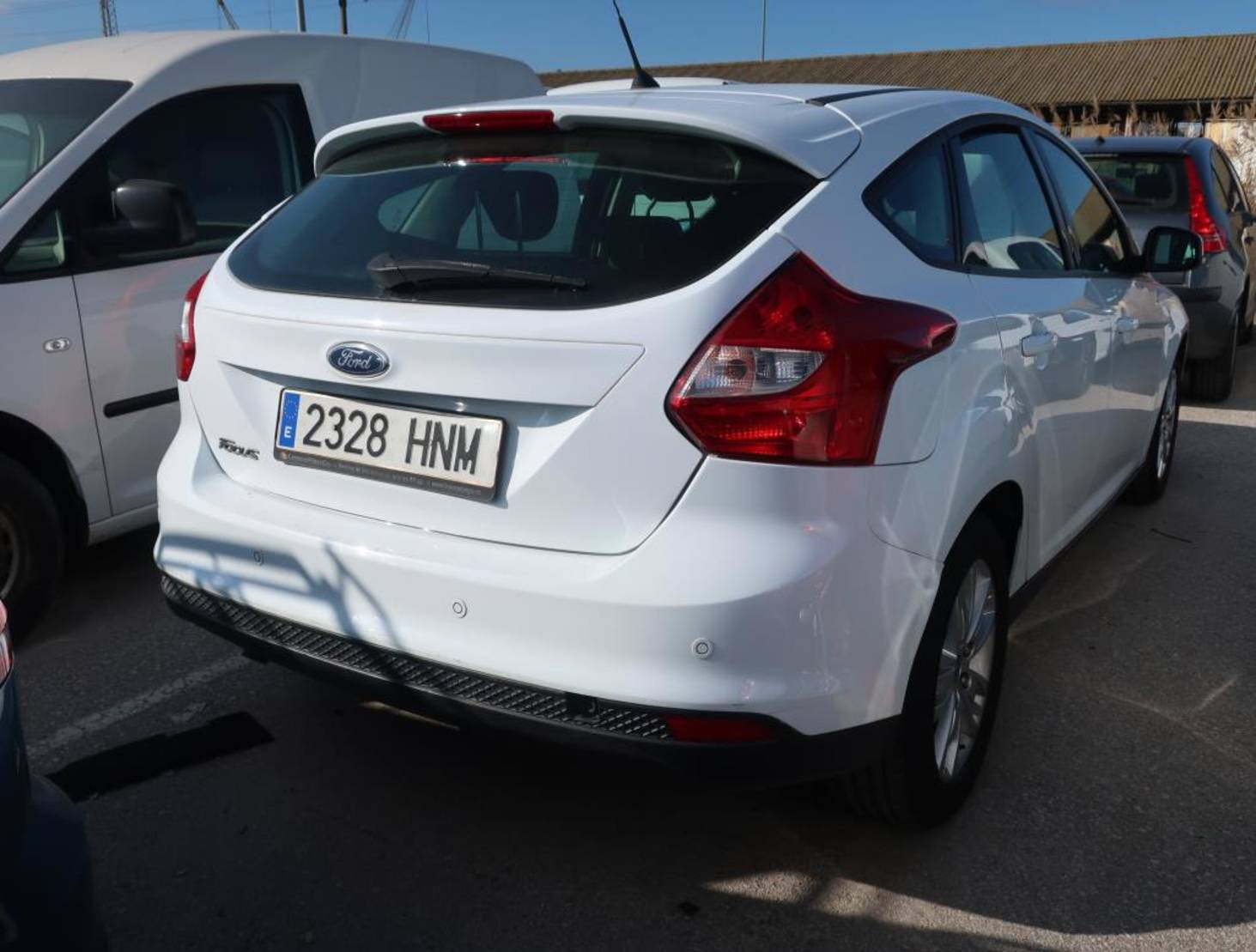 Ford Focus 1.6 Tdci Trend detail2
