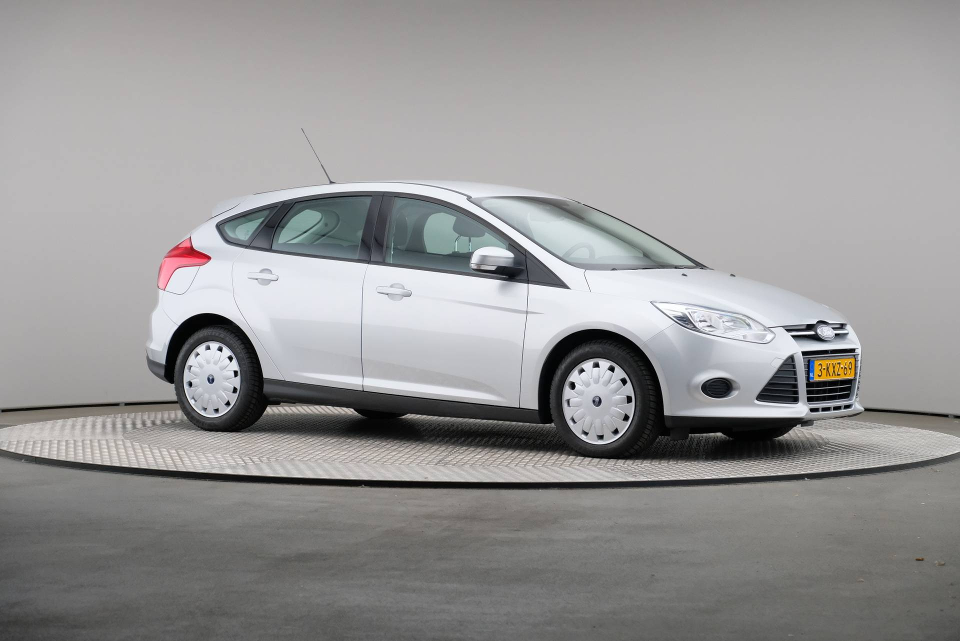 Ford Focus 1.6 TDCi ECOn Lease Trend, Navigatie, 360-image27