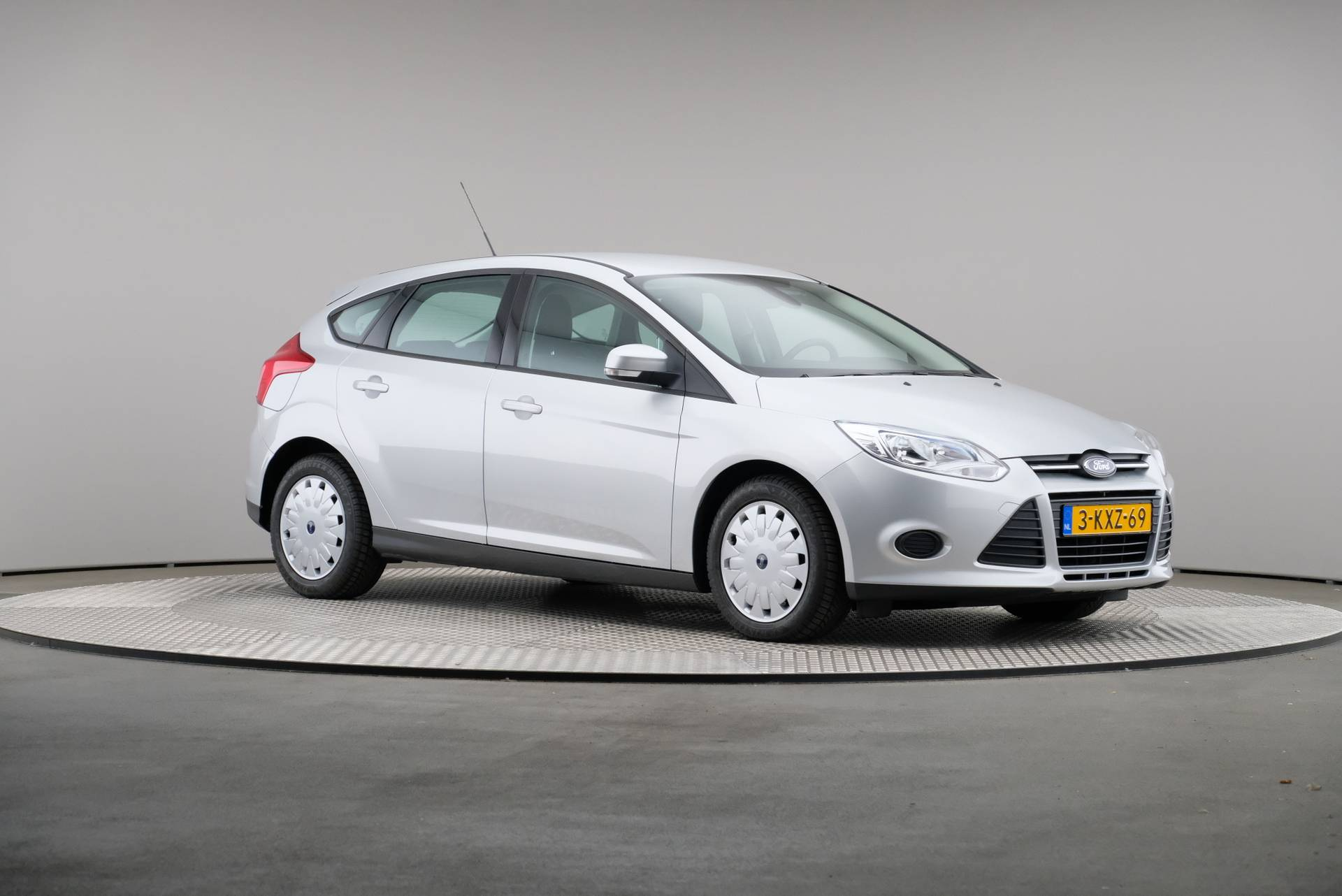 Ford Focus 1.6 TDCi ECOn Lease Trend, Navigatie, 360-image28
