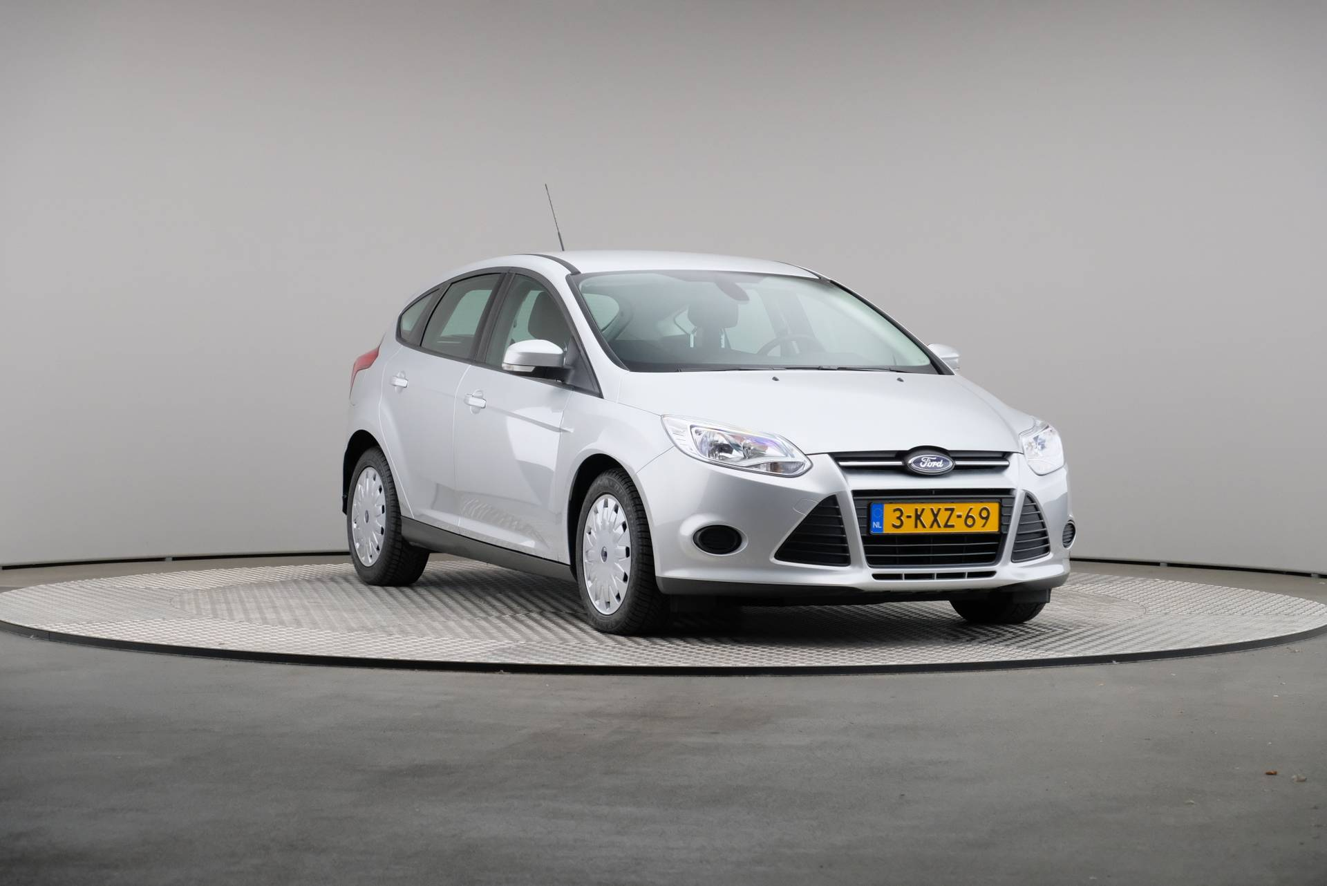 Ford Focus 1.6 TDCi ECOn Lease Trend, Navigatie, 360-image30