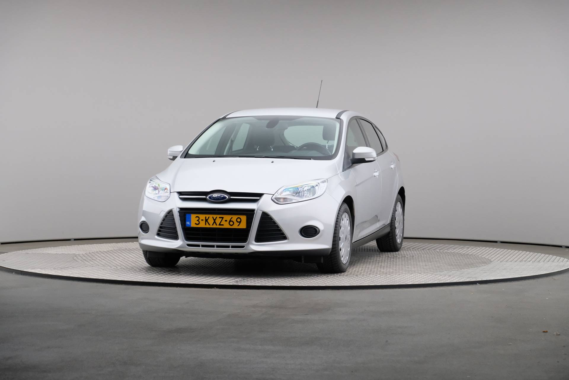 Ford Focus 1.6 TDCi ECOn Lease Trend, Navigatie, 360-image34