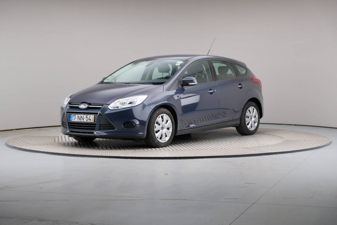 Ford Focus 1.6 TDCi ECOnetic 88g Start-Stopp-System, Trend, 360-image0