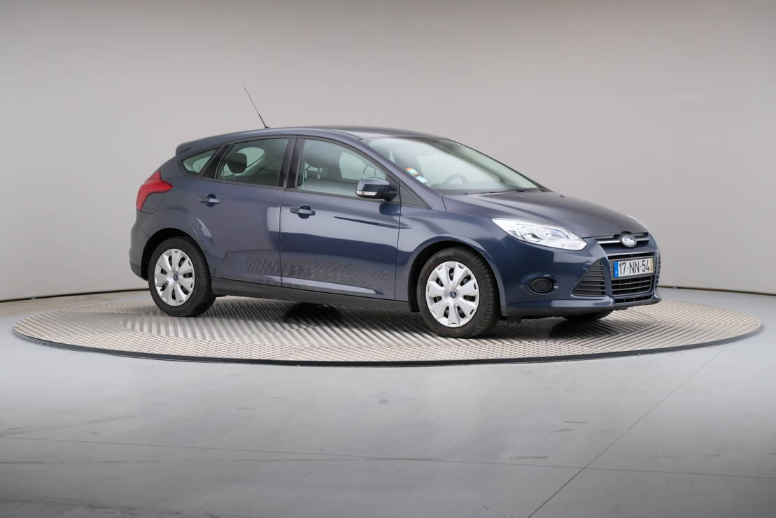 Ford Focus 1.6 TDCi ECOnetic 88g Start-Stopp-System, Trend, 360-image27