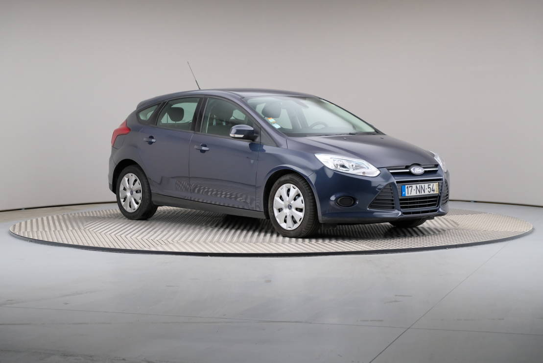 Ford Focus 1.6 TDCi ECOnetic 88g Start-Stopp-System, Trend, 360-image28