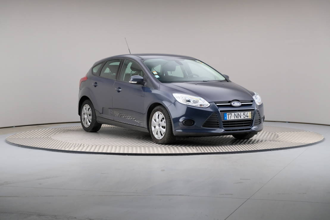 Ford Focus 1.6 TDCi ECOnetic 88g Start-Stopp-System, Trend, 360-image29