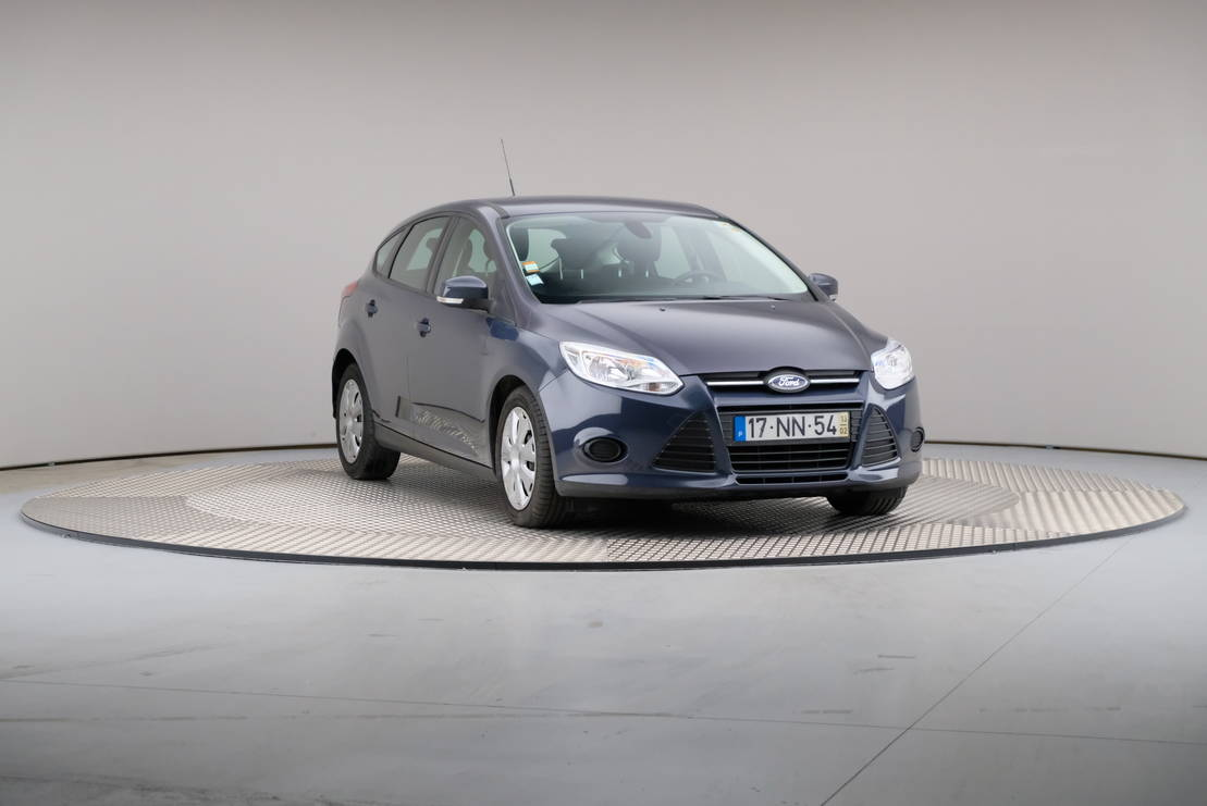 Ford Focus 1.6 TDCi ECOnetic 88g Start-Stopp-System, Trend, 360-image30
