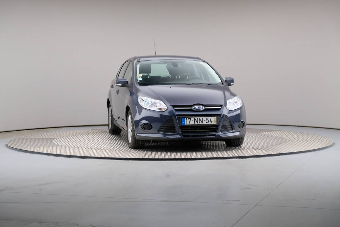 Ford Focus 1.6 TDCi ECOnetic 88g Start-Stopp-System, Trend, 360-image31