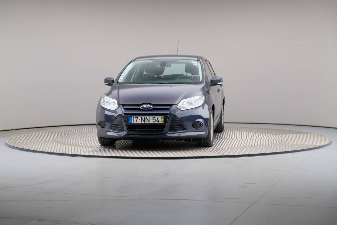 Ford Focus 1.6 TDCi ECOnetic 88g Start-Stopp-System, Trend, 360-image33