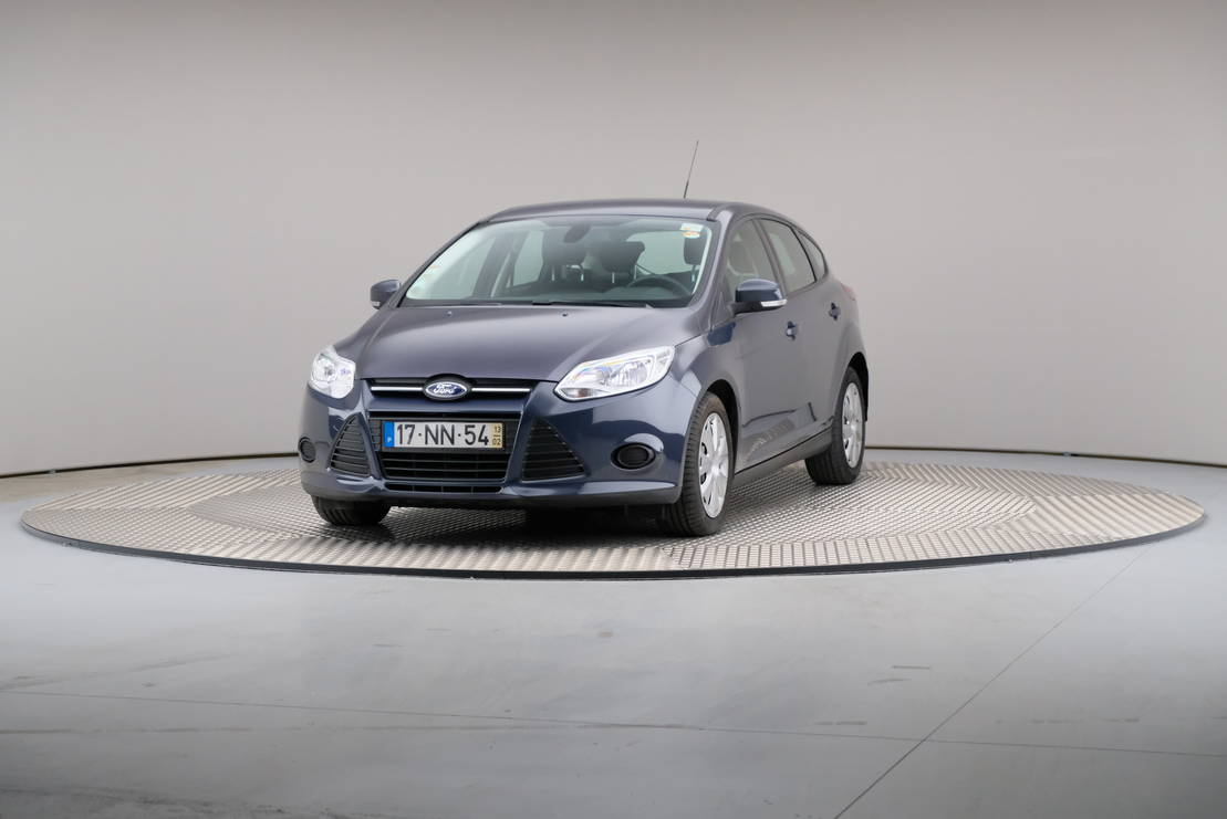 Ford Focus 1.6 TDCi ECOnetic 88g Start-Stopp-System, Trend, 360-image34