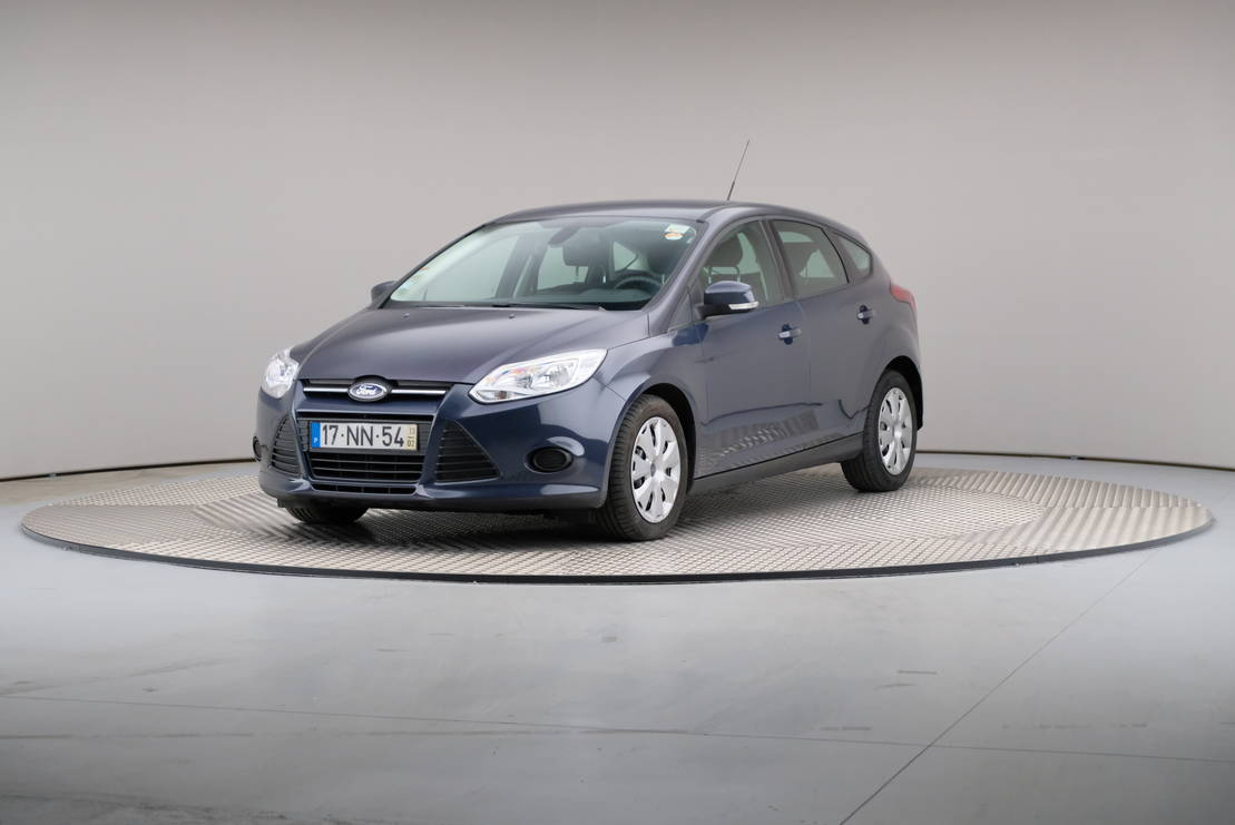Ford Focus 1.6 TDCi ECOnetic 88g Start-Stopp-System, Trend, 360-image35